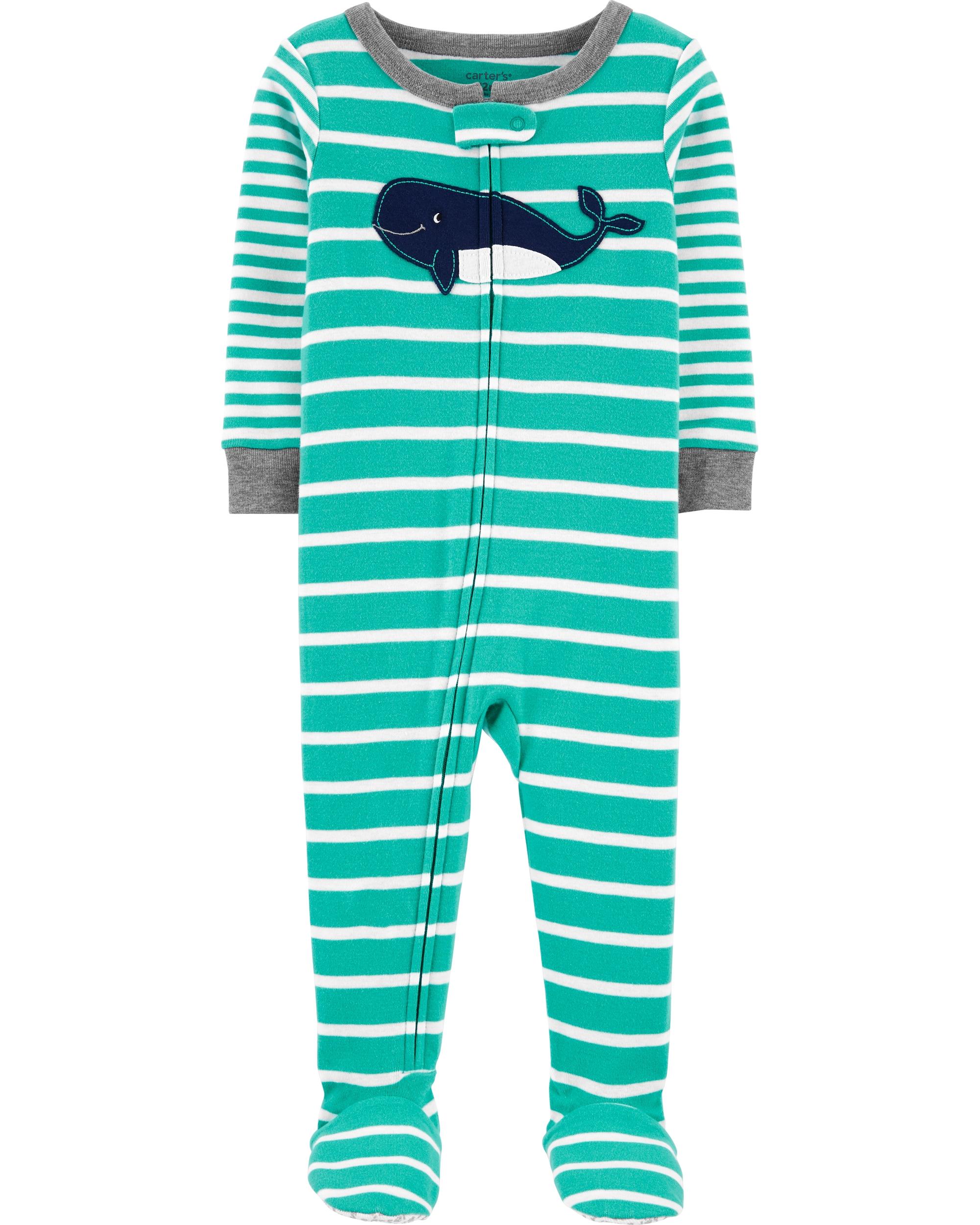 Carter's Pijama cu Balena