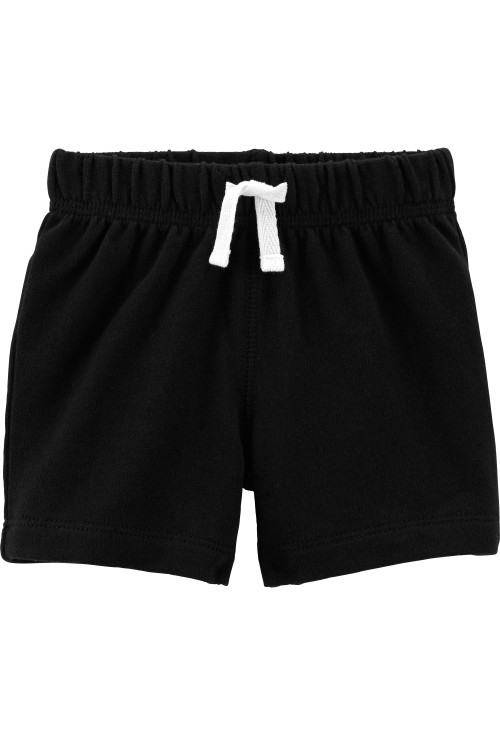 Carter's Set 3 Piese Rechin body, tricou & pantaloni scurti 100% bumbac