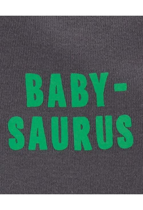 Carter's Set 3 piese Dinozaur pantaloni si doua body-uri
