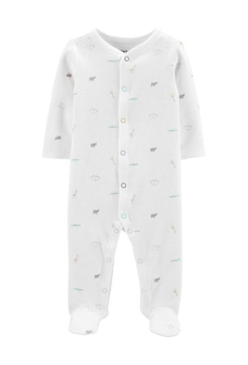 Carter's Pijama cu capse Animale