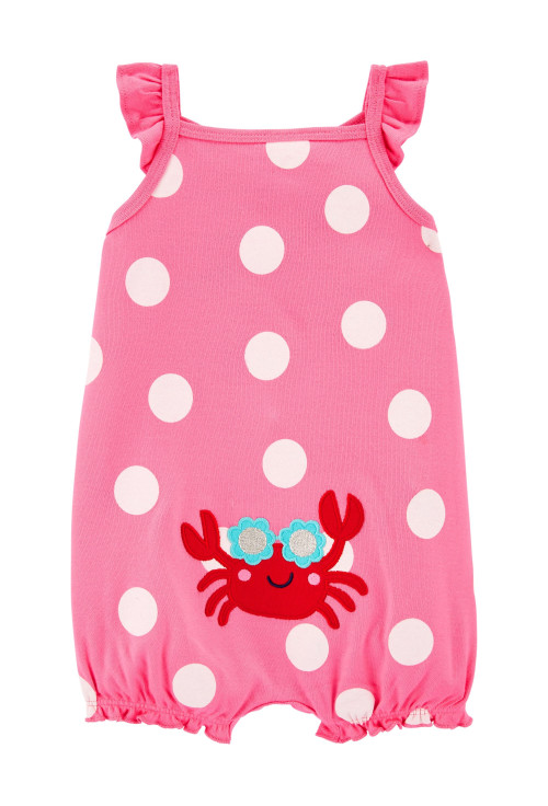 Carter's Salopeta bebelus Crab