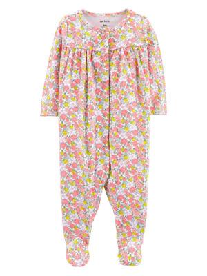 Carter's Pijama bebelus florala