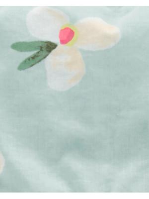 Oshkosh Rochiță elegantă florală 100% bumbac