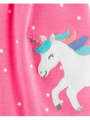 Carter's Salopetă de vară unicorn
