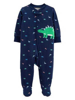 Carter's Pijama bebe Dinozaur 100% bumbac
