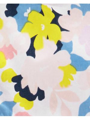 Carter's Set 2 Piese Floral pantaloni scurți și top 100% bumbac