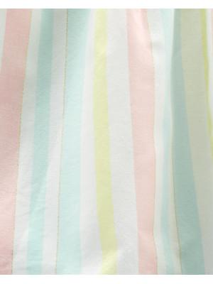 Oshkosh Rochiță elegantă cu dungi multicolore