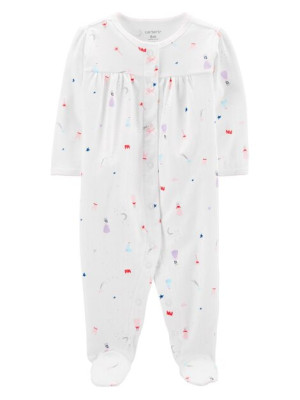 Carter's Pijama bebe Printese