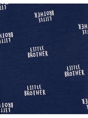 Carter's Pijama bebelus Fratele mai mic