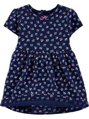 Carter's Set 2 piese cardigan si rochita Floral