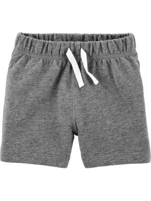 Carter's Set 3 Piese bebe tricou, body si pantaloni scurti Valuri