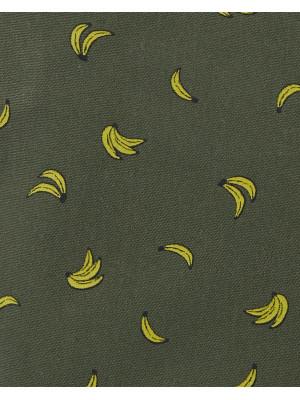 Carter's Set 2 Piese bebe tricou si salopeta Banana