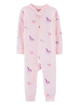Carter's Pijama Unicorn 100% Bumbac Organic