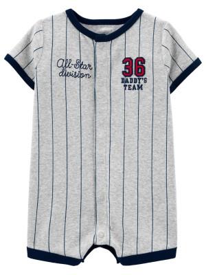 Carter's Salopeta Baseball