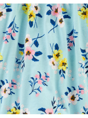 Carter's Set 2 Piese rochie si colanți Flori