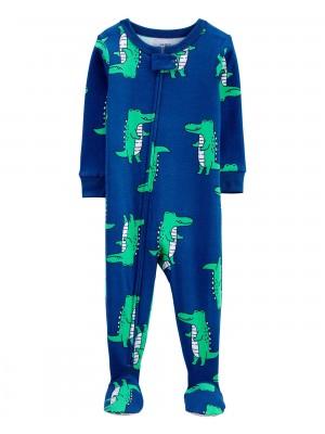 Carter's Pijama bebelus Crocodil