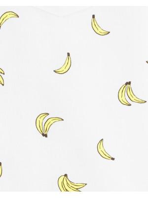 Carter's Cămașă - cu banane 100% bumbac
