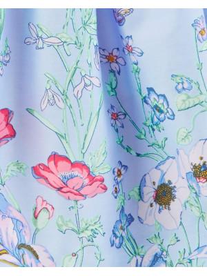 Oshkosh Rochie eleganta cu bordura florala