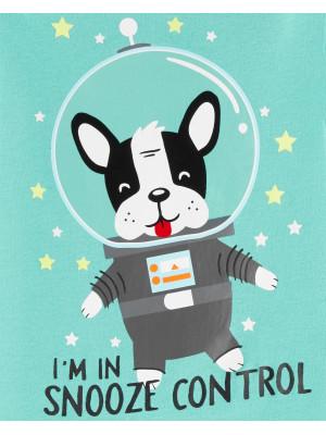Carter's Set 2 pijamale Astronaut