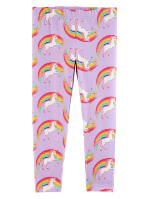 Carter's Pantaloni cu Unicorni