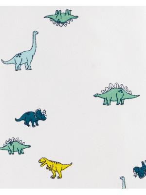 Carter's Cămașă Oxford cu dinozauri 100% bumbac