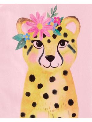 Carter's Tricou Leopard