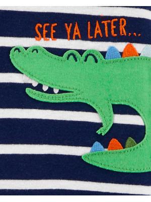 Carter's Pijama Aligator