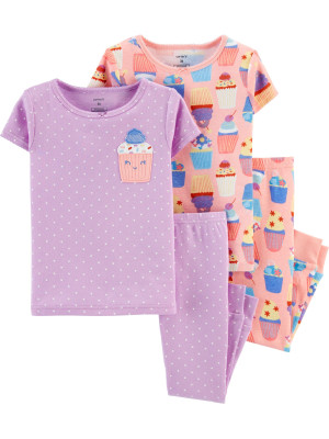 Carter's Set 2 pijamale Prăjituri