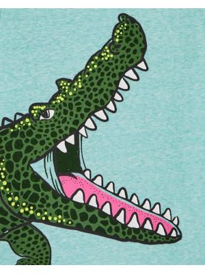 Carter's Tricou Aligator