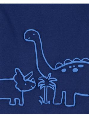 Pijama 2 piese Dinozauri