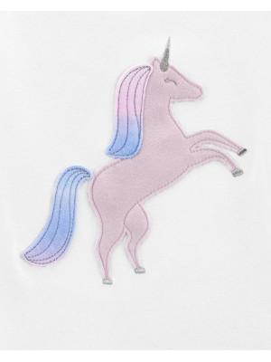 Pijama 2 piese Unicorn