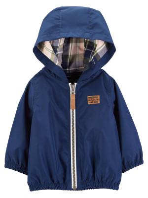 Carter's Jachetă cu fermoar și glugă