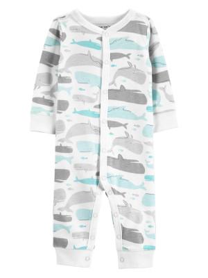 Carter's Pijama bebelus Balene