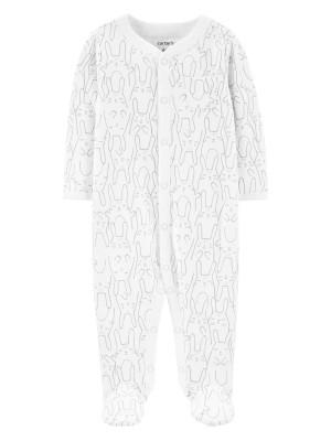 Carter's Pijama cu iepuraș jucăuș 100% bumbac