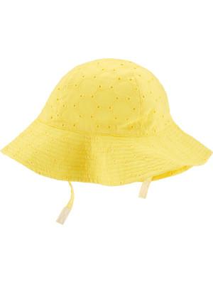 Carter's Pălărie de soare cu broderie
