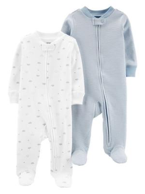 Carter's Set 2 piese pijamale dungi/norișori