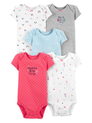 Carter's Set 5 body Printesa