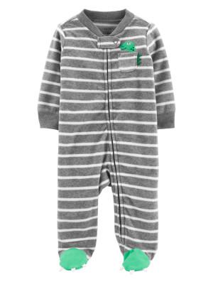 Carter's Pijama cu dungi, Dino