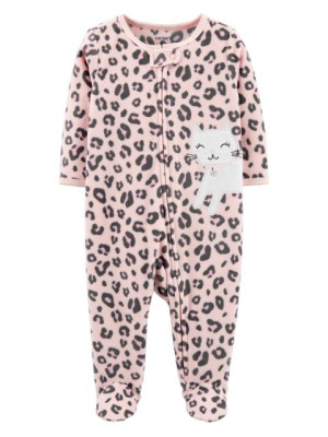 Carter's Pijama Fleece Pisicuta