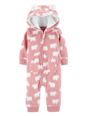 Carter's Salopeta fleece urs