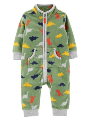 Carter's Salopeta Fleece Dinozauri