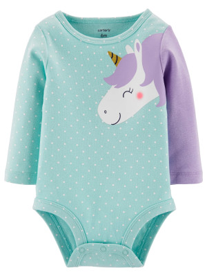 Carter's Body cu Unicorn