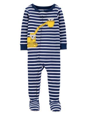 Carter's Pijama bebelus Excavator