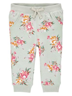 Oshkosh Pantaloni de trening cu flori