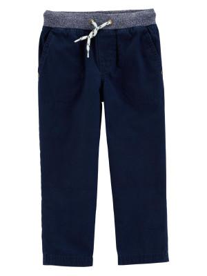 Carter's Pantaloni lungi șnur în talie 100% bumbac