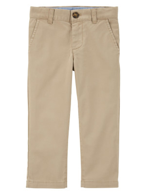 Carter's Pantaloni Uniformi khaki