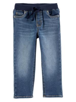 Carter's Jeans cu talie elastică