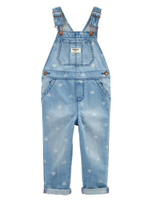 OshKosh Salopetă lungă denim