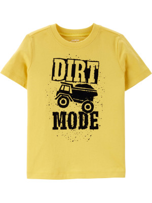 "Oshkosh Tricou ""Dirt mode"""