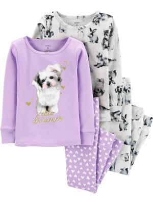 Carter's Set 2 pijamale Catel